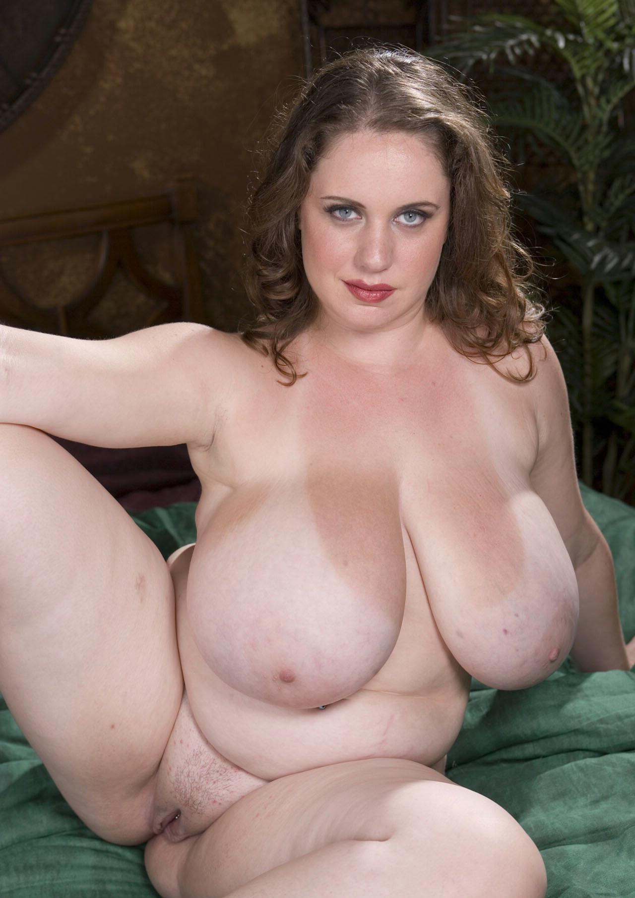 полная голая женщина фото