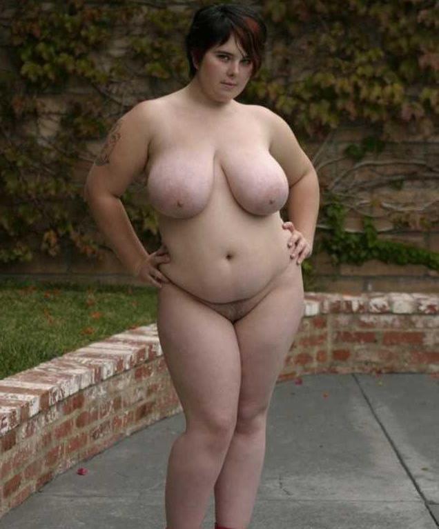 Красивые фото секс с красивой толстушкой 11