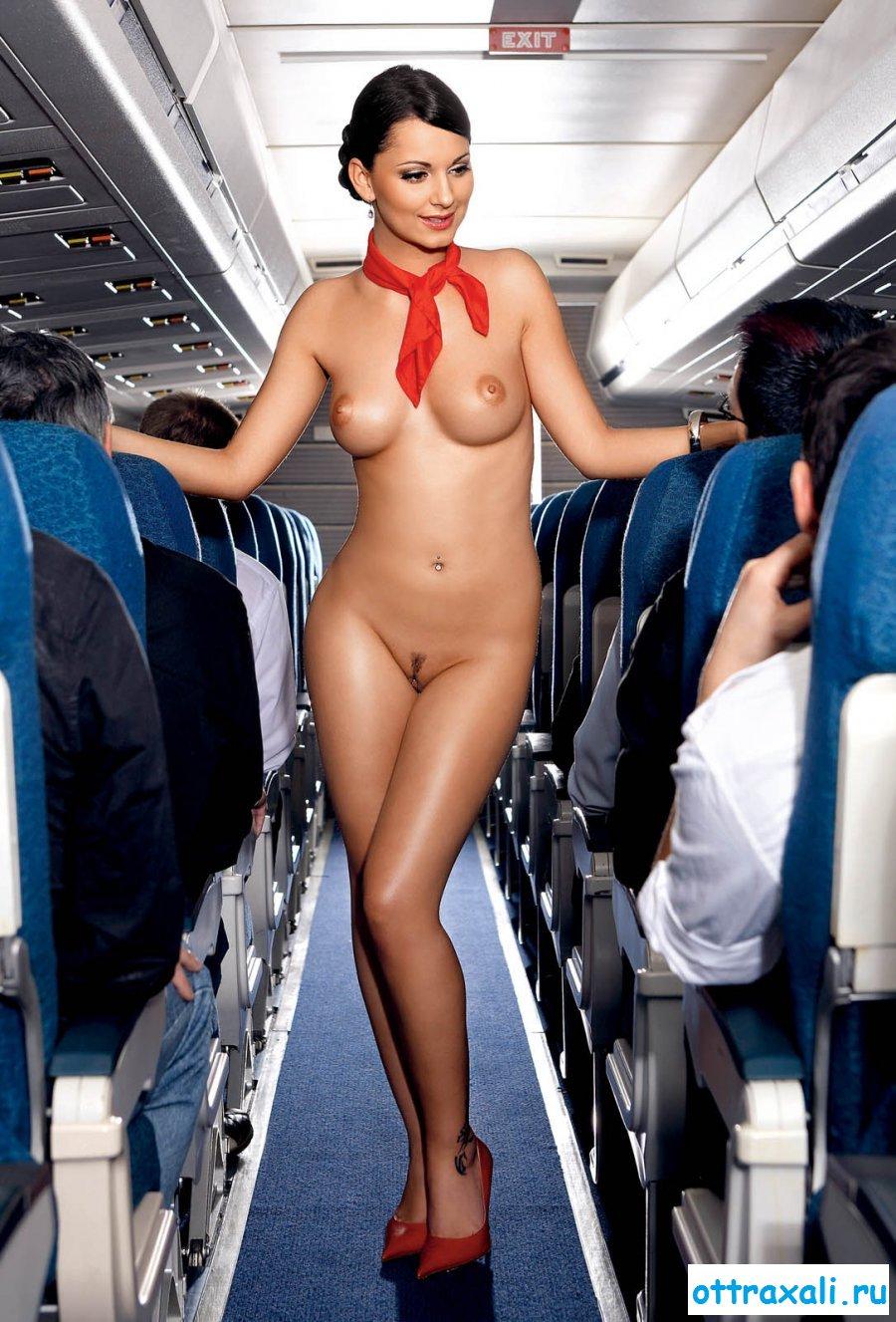 Эротические фотографии стюардессы фото 117-33