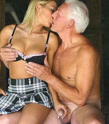 рассказы про секс молодой девушки со стариком